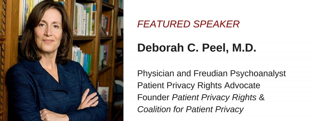 Deborah C. Peel, M.D., Power Talks Speakers Bureau