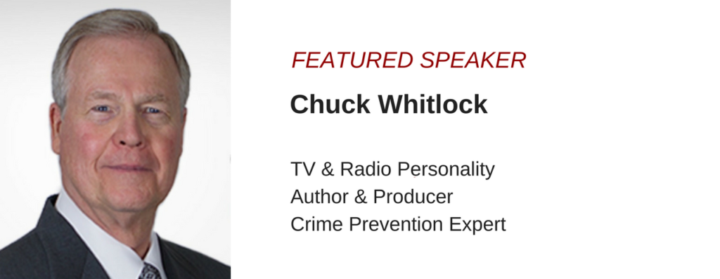 Chuck Whitlock, Power Talks Speakers Bureau