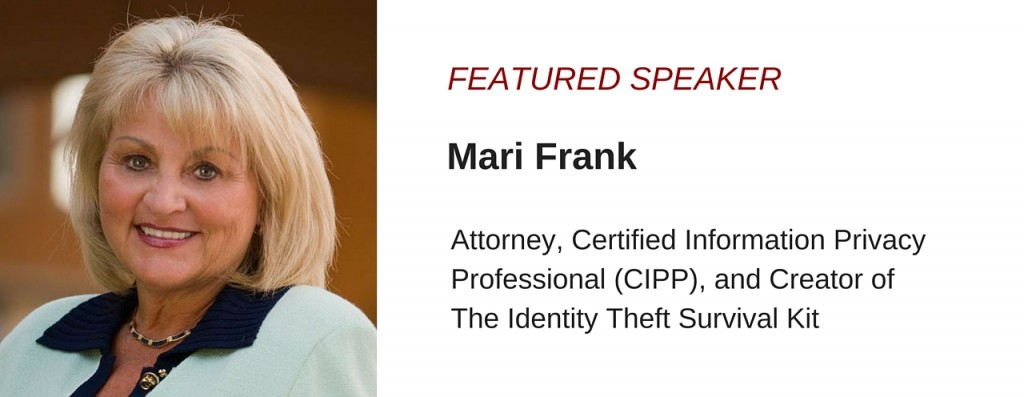 Mari Frank. Power Talks Speakers Bureau
