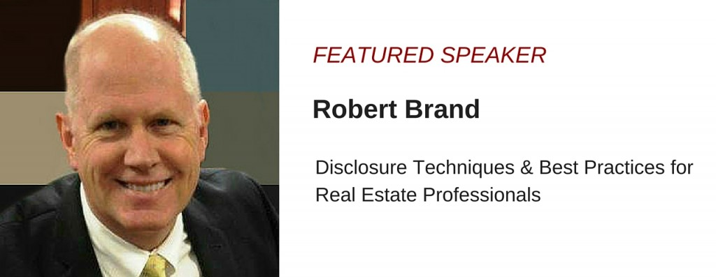 Robert Brand, Power Talks Speakers Bureau