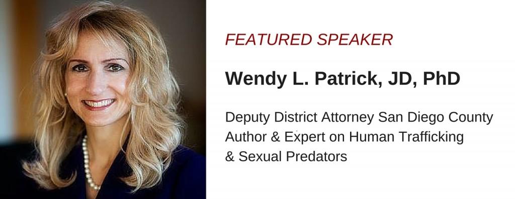 Wendy L. Patrick, JD, PhD, Power Talks Speakers Bureau